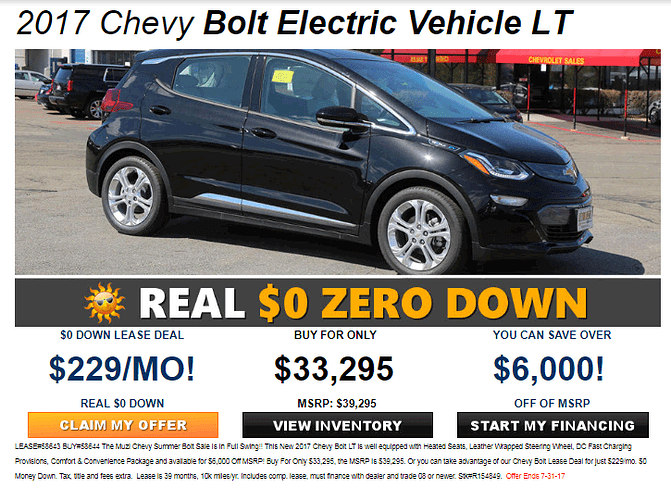 Chevy Bolt Ev Lease Should I Go For It Ask The Hackrs