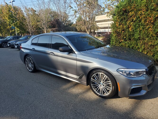 2020 Bmw M550i Lease Takeover 523 Hp Private Transfers Leasehackr Forum