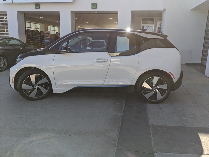 2019 BMW i3 REX 51K with 15% discount and OL code at $99/M ...