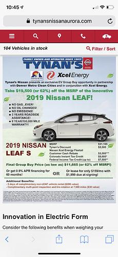 Nissan Leaf Forum >> Nissan Leaf Buy Or Lease Ask The Hackrs Leasehackr Forum