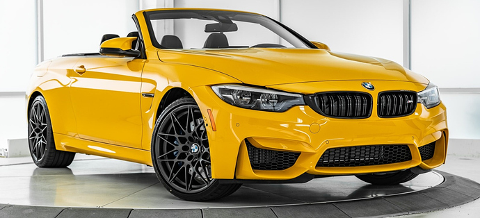 2019 Bmw M4 Convertible Jahre Edition Lease Numbers Msrp 96 135