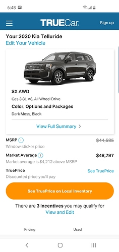 Signed! Hyundai Palisade Limited - Share Deals & Tips