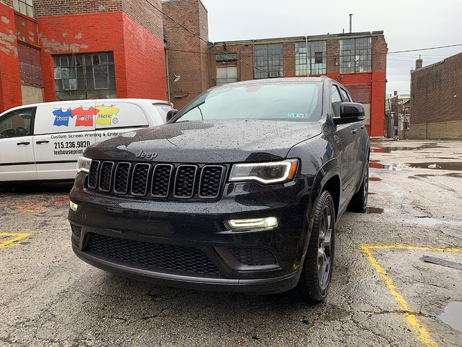 Leased A 2019 Jeep Gc Limited X 5 7l Hemi Share Deals Tips