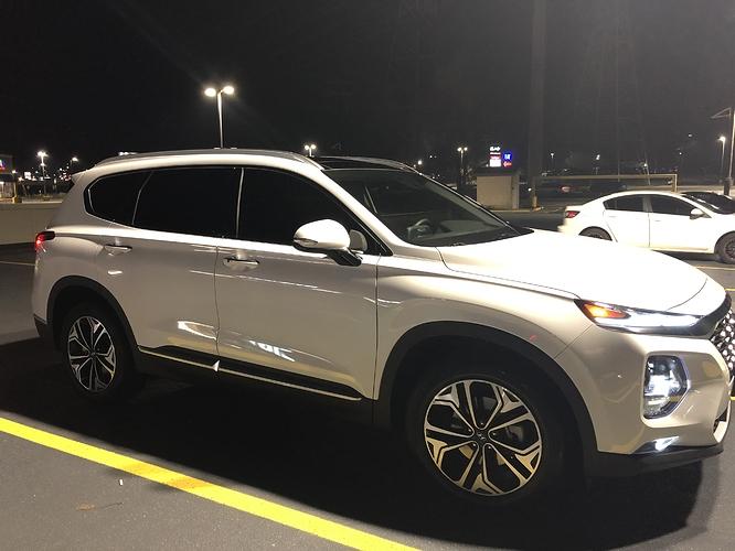Signed 2019 Hyundai Santa Fe Ultimate 2 0T - Share Deals