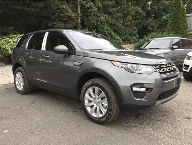 2018 Land Rover Discovery Sport Loaner 308 Tax Tdas Bank Fee