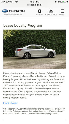 BostonCarConcierge June Subaru Deals! New England Only (for now