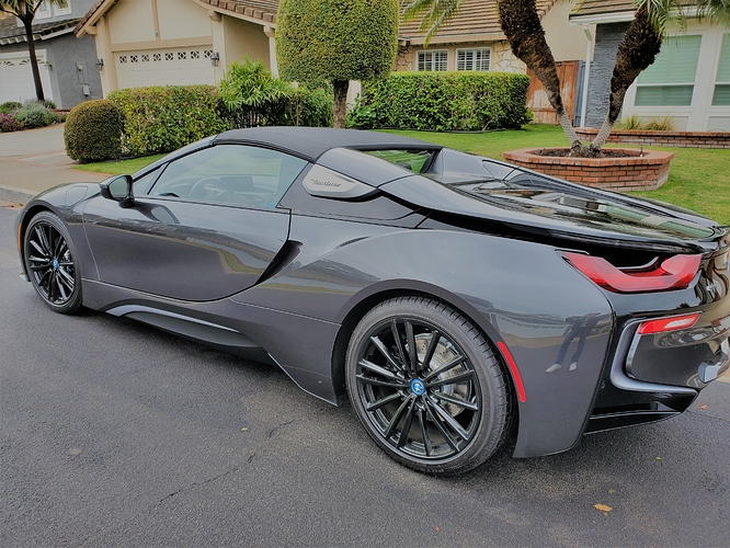 2019 Bmw I8 Roadster 168k Msrp 923 Month Tax 7k Msds Lease Take Over 14 Months Remaining Private Transfers Leasehackr Forum