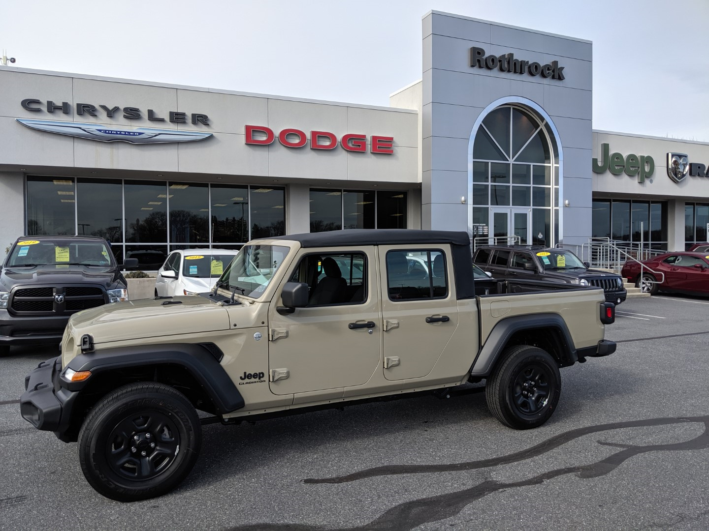 Signed 2020 Jeep Gladiator Sport W Automatic 316 Mo 316 Das 38 810 Msrp Via Rodo Share Deals Tips Leasehackr Forum