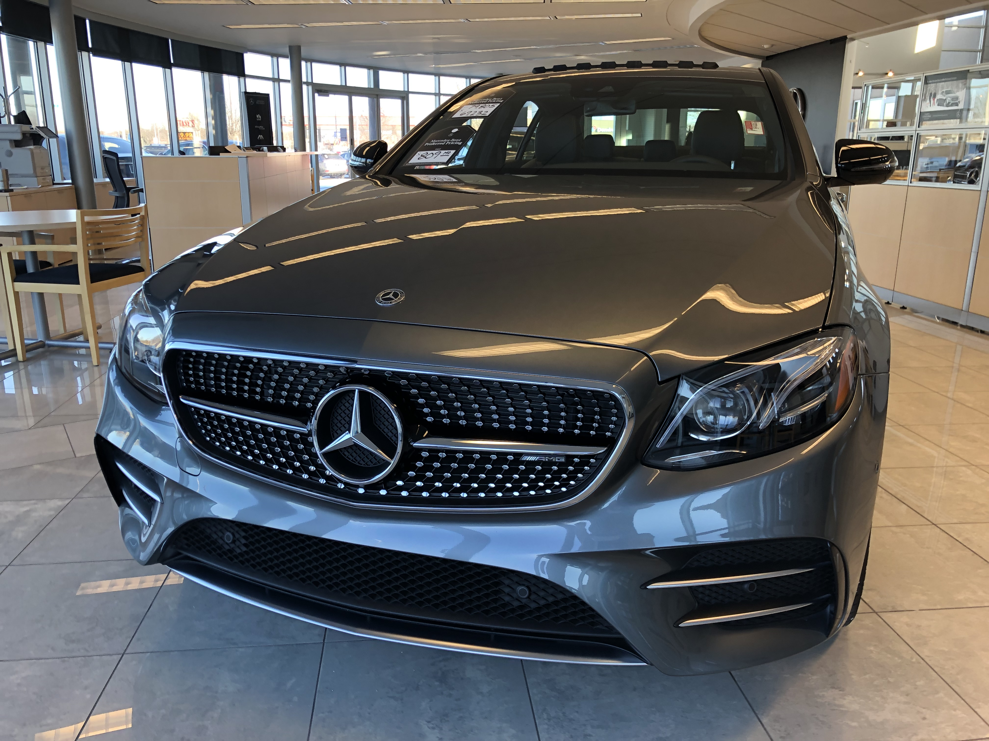 Mercedes-Benz 2018 GLA-45 AMG and E43 AMG $0 down first ...