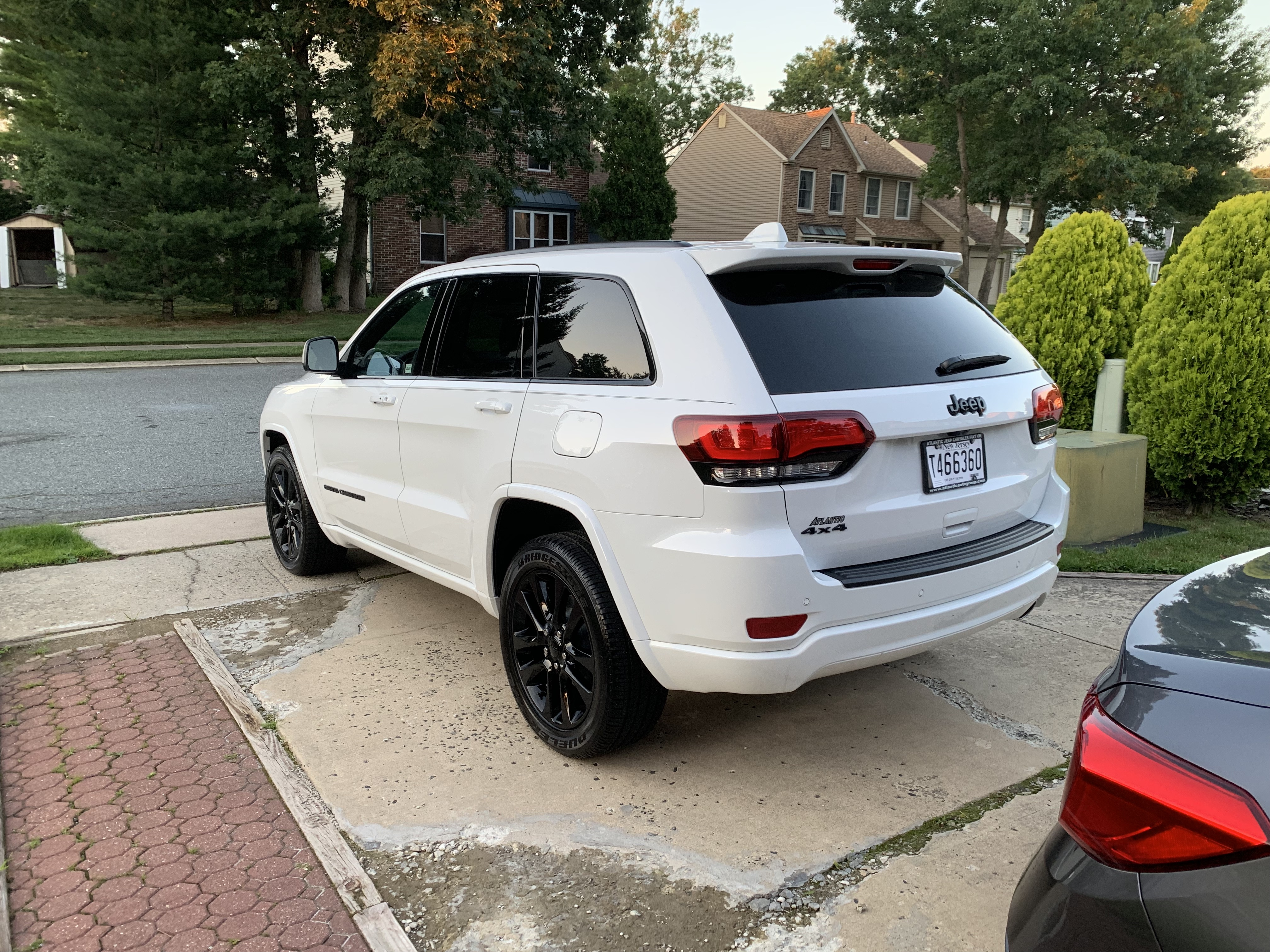 2019 Jeep Grand Cherokee Altitude 4x4 How Bad Did I Do Share