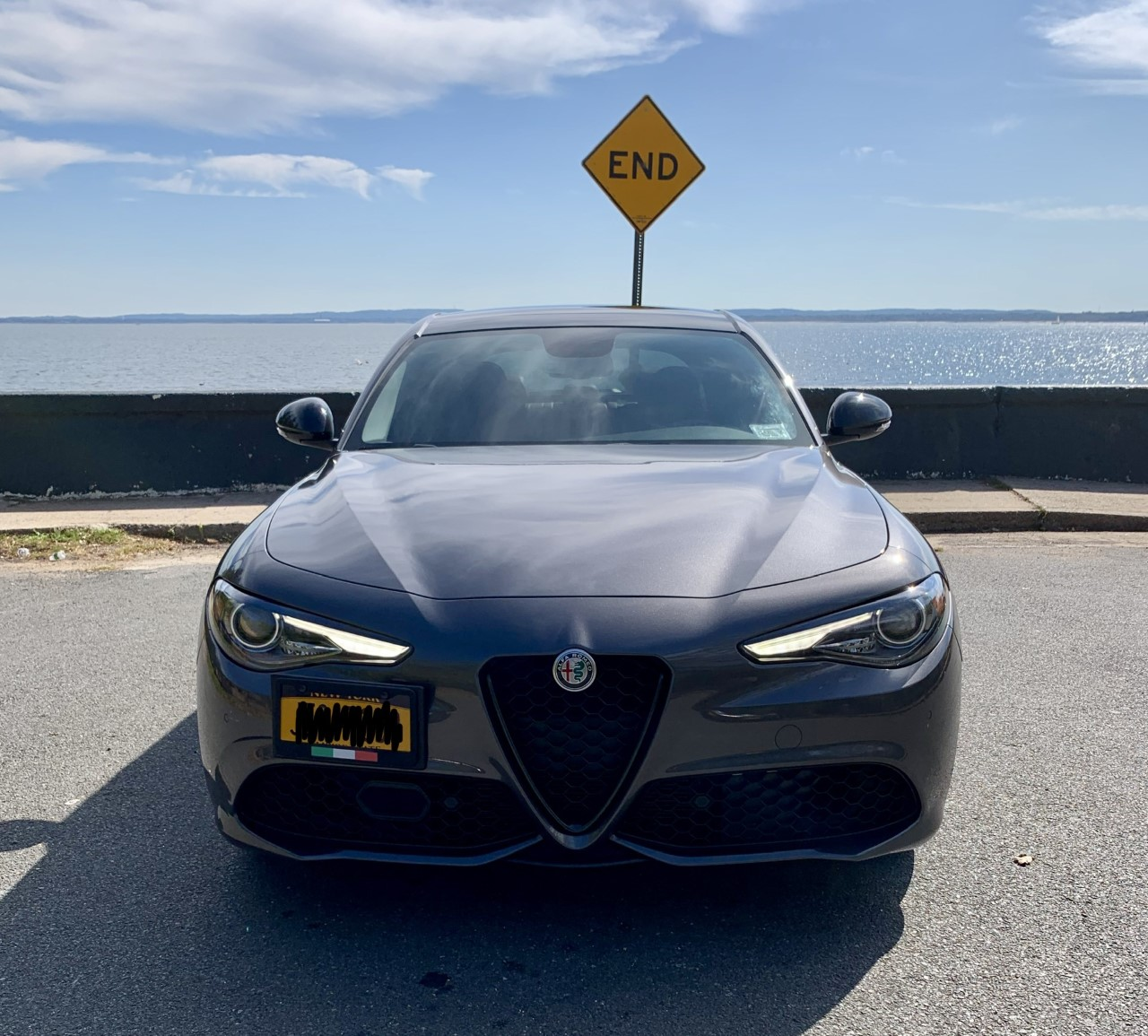 2018 Alfa Romeo Giulia Ti Sport AWD $50K MSRP $490/mo Inc
