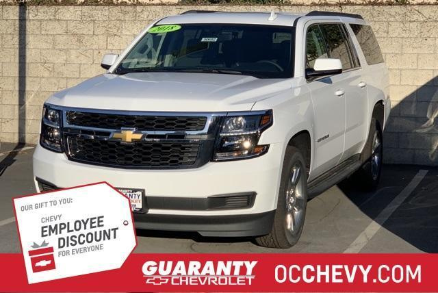 Expired December Chevrolet Suburban Lease offers Orange County / Los