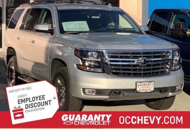 Expired December Chevrolet Tahoe Lease offers Orange County