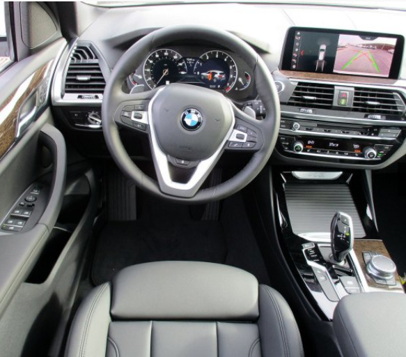 BMW 2019 X3 XDrive Loaner **$449/PM**