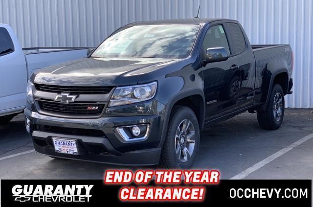 Expired December Chevrolet Colorado Trucks Lease Southern California